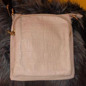 Steve Madden Crossbody Bag - Creme